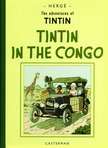 9780867199024: ADVENTURES OF TINTIN IN THE CONGO
