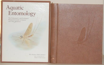 9780867200003: Aquatic Entomology: The Fishermen's and Ecologists' Illustrated Guide to Insects and Their Relatives
