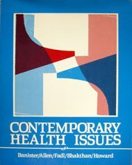 9780867200775: Contemporary Health Issues