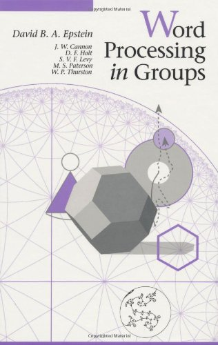 9780867202441: Word Processing in Groups