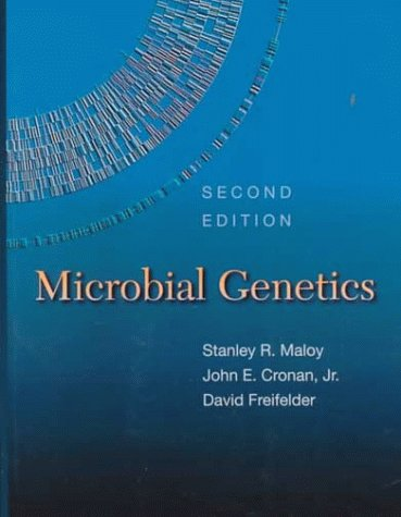 9780867202489: Microbial Genetics (Jones and Bartlett Series in Biology)