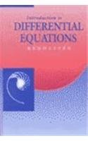 9780867202892: Introduction to Differential Equations