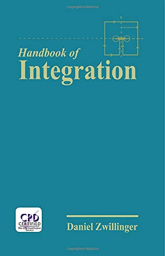 9780867202939: The Handbook of Integration