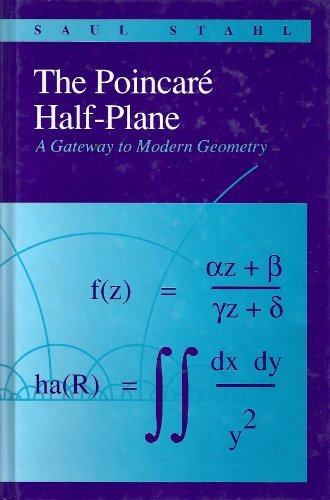 9780867202984: Poincare Half-Plane (Jones and Bartlett A Gateway to Modern Geometry)