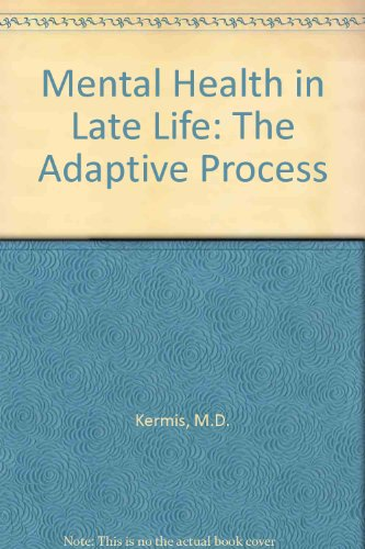 9780867203530: Mental Health in Late Life