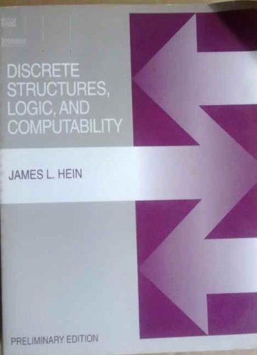 9780867204674: Discrete Structures, Logic, and Computability