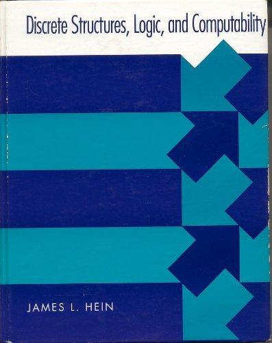9780867204773: Discrete Structures, Logic and Computability