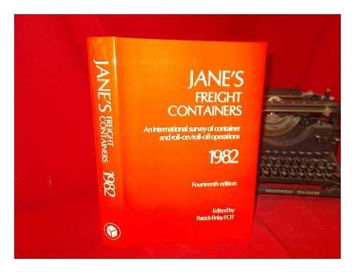 Jane's Freight Containers 1982: Patrick Finlay