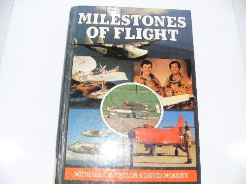 Milestones of flight: Taylor, Michael John