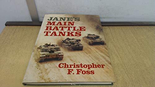 9780867206685: Jane's main battle tanks