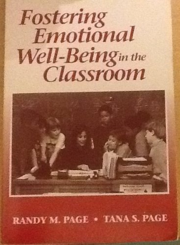9780867207538: Fostering Emotional Well-being in the Classroom