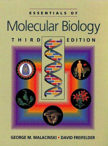 9780867208603: Essentials of Molecular Biology