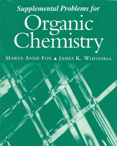 9780867209129: Supplemental Problems To Organic Chemistry