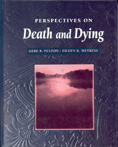 9780867209266: Perspectives on Death and Dying