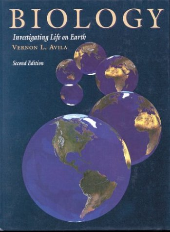 9780867209426: Biology: Investigating Life on Earth (The Jones and Bartlett/Bookmark Series in Biology)