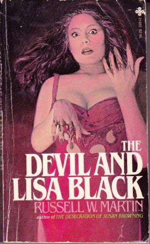 The devil and Lisa Black: Martin, Russ