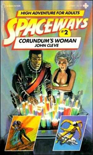 9780867210378: Corundun's Woman (Spaceways Series)