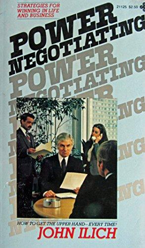 9780867211252: Power Negotiating