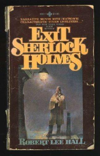 9780867211627: Exit Sherlock Holmes