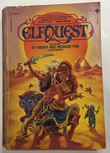 9780867211726: Elfquest: Journey to Sorrows End