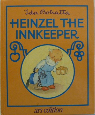 9780867240030: Heinzel the Innkeeper (English and German Edition)