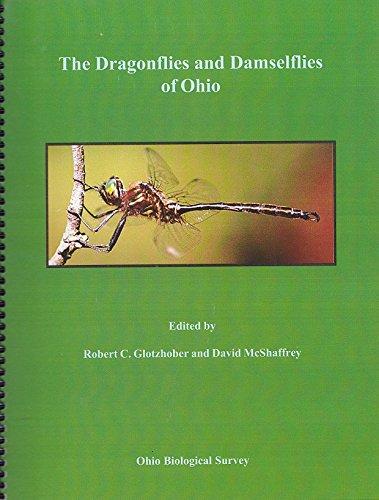 The Dragonflies and Damselflies of Ohio: Robert C. Glotzhober & David McShaffrey