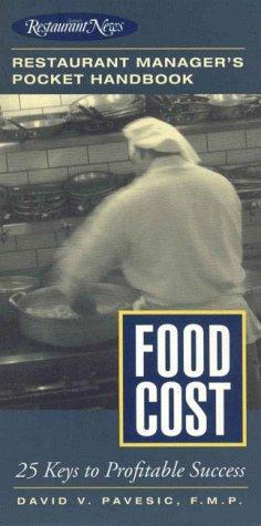 9780867307559: Food Cost: Restaurant Manager's Pocket Handbook Series