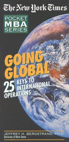 9780867307795: NYT Going Global
