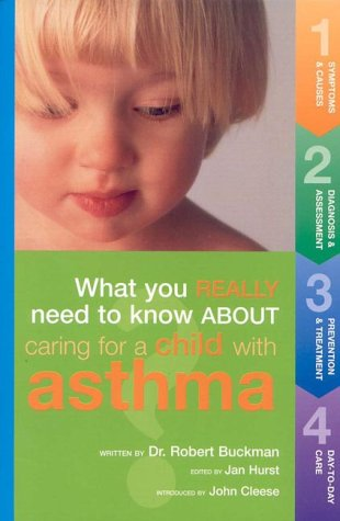 9780867307979: What You Really Need to Know About Caring for a Child With Asthma