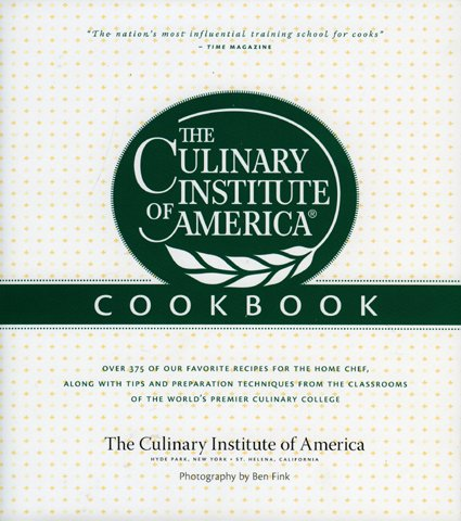 9780867309317: The Culinary Institute of America Cookbook: A Collection of Our Favorite Recipes for the Home Chef