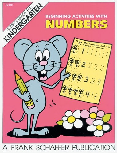 9780867340143: Beginning Activities with Numbers (Getting Ready for Kindergarten Series)