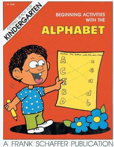 9780867340150: Beginning Activities with the Alphabet (Getting Ready for Kindergarten)