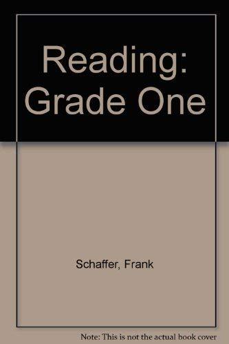 9780867340310: Reading: Grade One