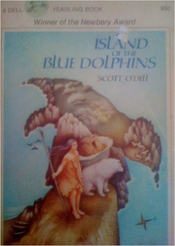 9780867342345: Island of the blue dolphins