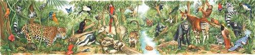 9780867343175: The Rain Forest Floor Puzzle