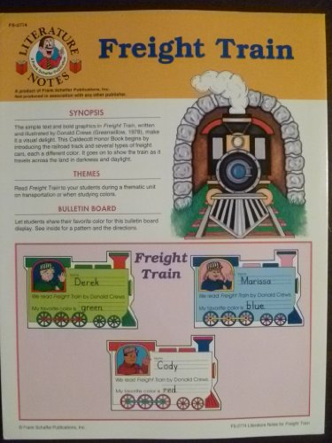Freight train (0867343214) by Crews, Donald