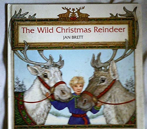 9780867343427: The wild Christmas reindeer