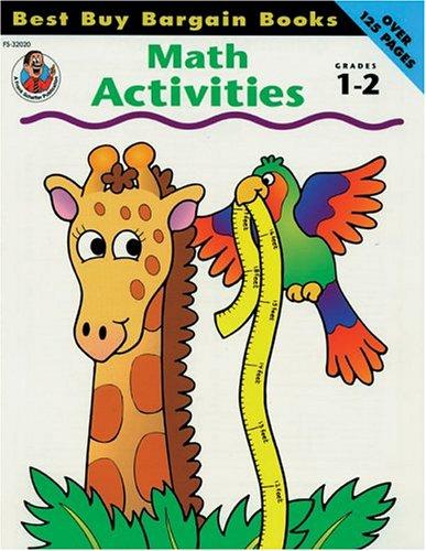 9780867344219: Best Buy Bargain Books: Math Activities, Grades 1-2