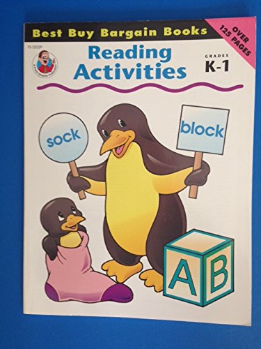 9780867344301: Reading Activities K-1