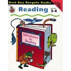 9780867344462: Best Buy Bargain Books: Reading, Grades 3-4