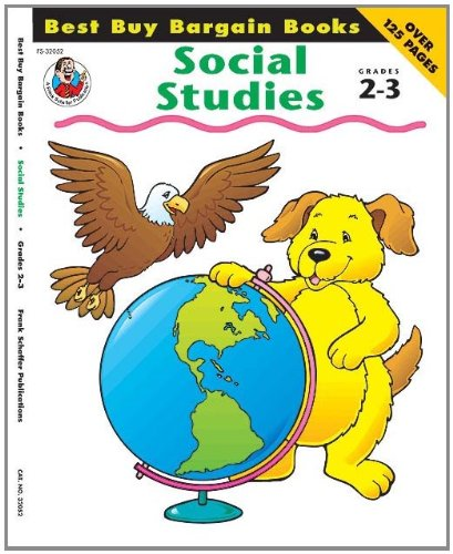 9780867344530: Best Buy Bargain Books: Social Studies, Grades 2-3