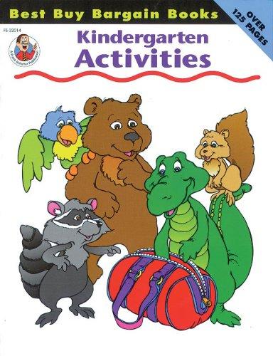 Best Buy Bargain Books: Kindergarten Activities: School Specialty Publishing