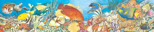 9780867346923: The Coral Reef Giant Floor Puzzle
