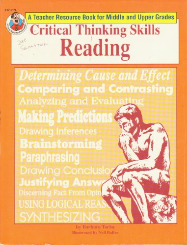 9780867348057: Critical Thinking Skills Reading