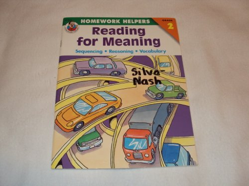 Reading for Meaning: Grade 2: Editor
