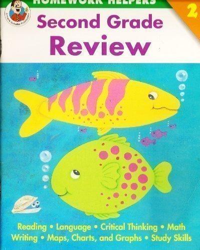 9780867348279: Second Grade Review