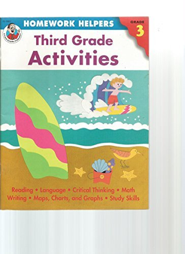 9780867348286: Third Grade Activities (Homework Helpers Grade 3)