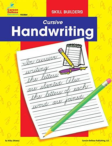 9780867349207: Cursive, Grades 2 - 4 (Handwriting Skill Builders)
