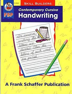 Handwriting Contemporary Cursive: Vicky Shiotsu