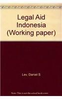 Legal Aid Indonesia: Lev, Daniel S